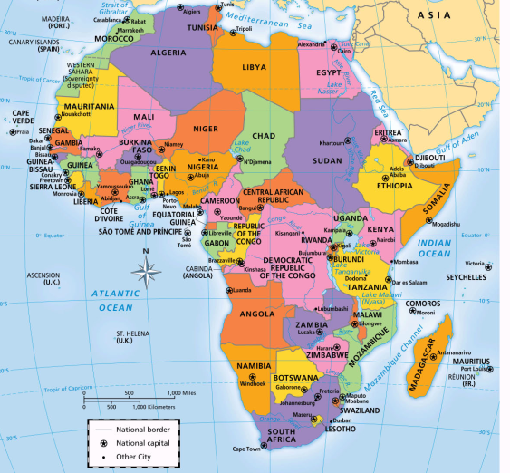 Does Africa Need A New Map?