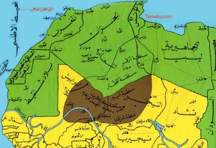 Saharan Caravan Routes